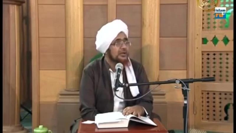 Почему человек испытывается грехами _ Хабиб Умар бин Хафиз