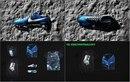 Serkhio Kolunas.  Фото космичной коллекции от Криштиано Роналду и Nike.