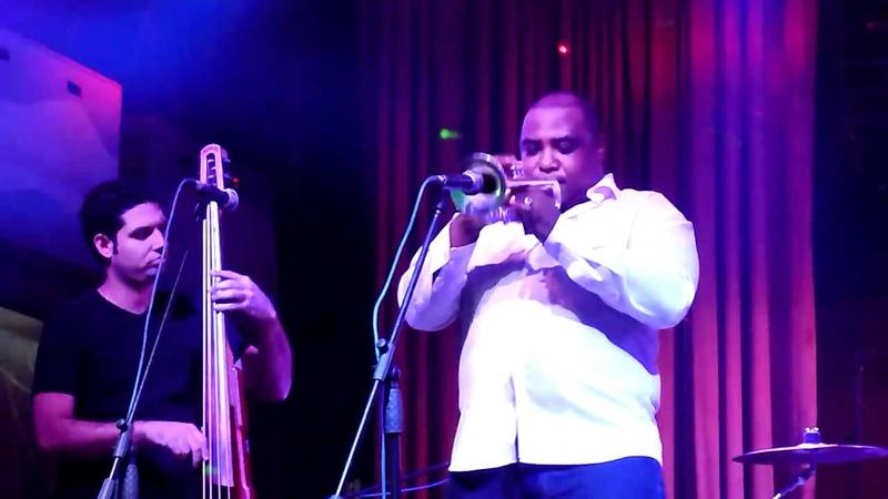 Trumpet solo by Alexander Abreu. Havana D'Primera