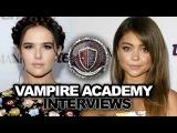 Эксклюзивное интервью кaстa фильмa «Академия вампиров: Сестры по крови».