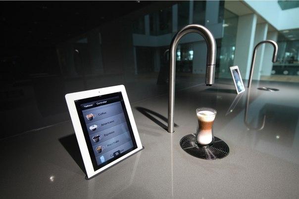 Штука: Как получить чашку вкусного кофе, нажав кнопку в смартфоне