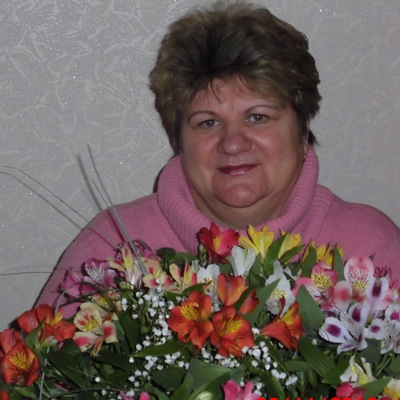 Валентина Волошина, 9 сентября 1955, Днепропетровск, id228617582