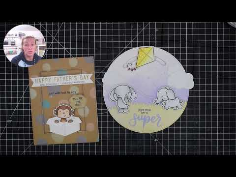 Come Craft With Me Live Paper crafting and card making