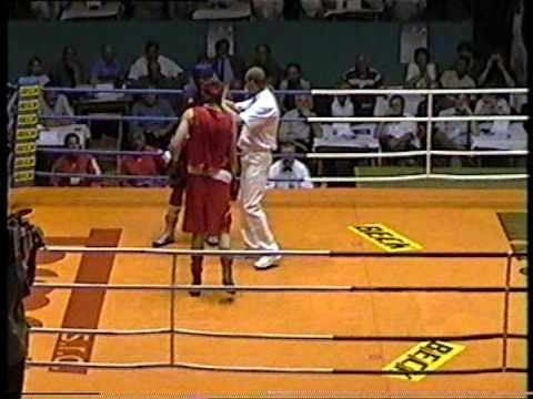 Romanchuk R.R.-Solis O.F. 3-й и 4-й раунды. Предолимпийский турнир в Чехии 2004