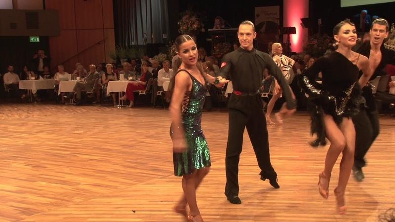 2018 PD ECH LAT | The Final Reel | DanceSport Total