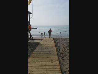 Пляж отеля Папиллон Зейгма