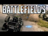 Battlefield 3 Random Funny Moments - Heart Attack, Claymore Traps, Ragefield, Bad Luck