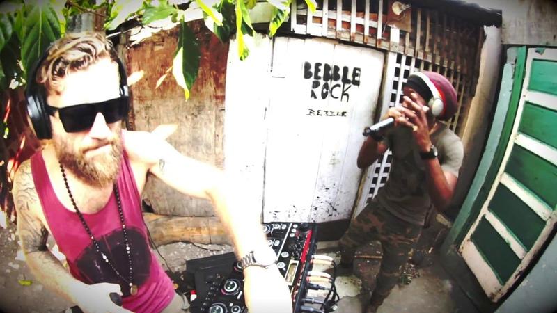 Kabaka Pyramid DUB FX Cant Breathe Dubplate