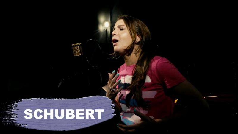 F. Schubert - Du bist die Ruh - Daria Telyatnikova