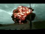 DRAMATIC PLANE CRASH footage! Cargo Boeing 747 CRASHES at Bagram Airfield! HUGE EXPLOSION