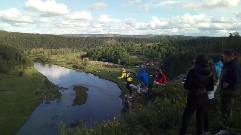 КА2 р Юрюзань 11 2 июня Прыжки с командой No Angels Team