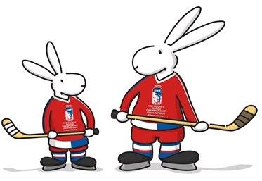 Выбраны талисманы чемпионата мира 2015