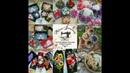 Эксклюзивные вещицы с вышивкой лентами Милины Журавлевой Ручная работа Ribbon embroidery Handmade