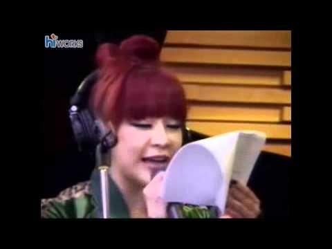 [live] 2NE1 broken hearted girl