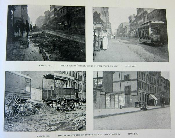 Как один человек сас Нью-Йорк от грязи и мусора. В конце 19 века Нью-Йорк тонул в грязи, навозе и в отходах. Помните пророчество Менделеева о том, что при существующих темпах развития конного