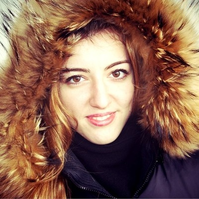 Диана Голубовская, 25 марта , Москва, id148123374