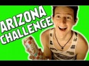 Arizona Tea Chugs a Ricky Dillon