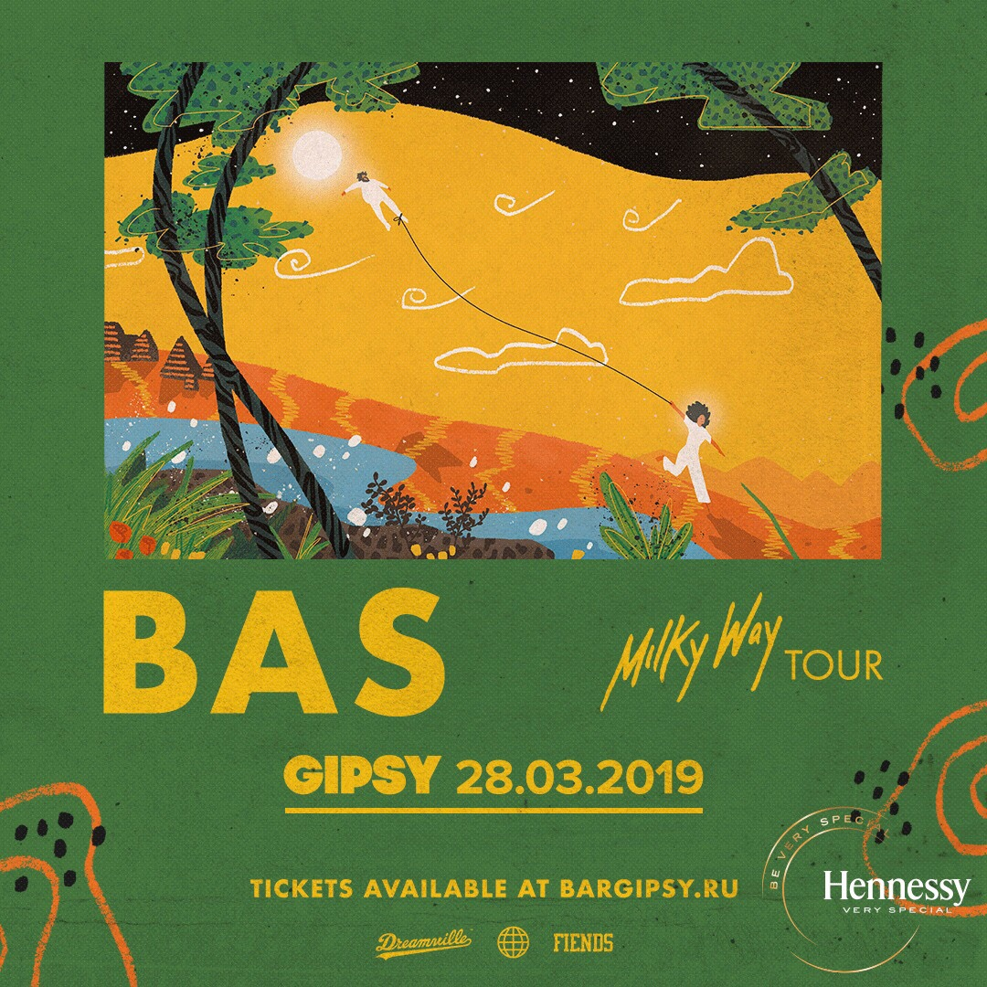 BAS: MILCKY WAY TOUR