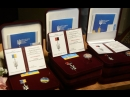 У Хотинській фортеці бійці отримали нагороди за героїзм, проявлений на Сході