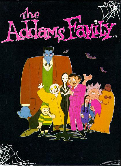 Familjen Addams S01E08