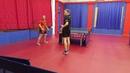 Чирков А. (644) - Жбанков С. (New) R-СПб настольный теннис 30.10.18