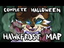 G.O.M.D Complete Halloween Hawkfrost MAP !MINOR FLASH AND BLOOD WARNING!