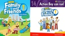 FAMILY AND FRIENDS 1: Unit 14. ACTION BOY CAN RUN
