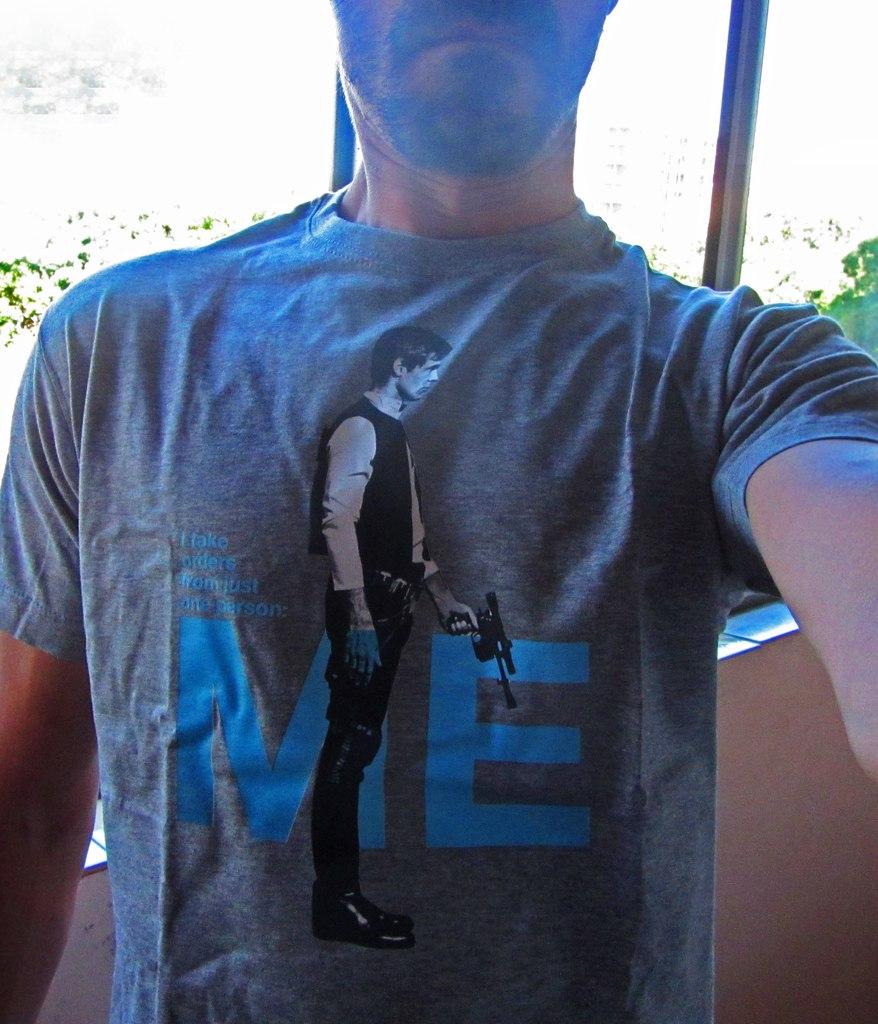 Блог им. admin: Новая футболка