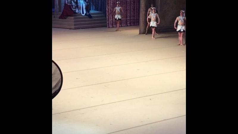 """Video - 30, 19.07.2018 """"La Fille du Pharaon"""" Denis Rodkin, BolshoiTheatre 🎭"""
