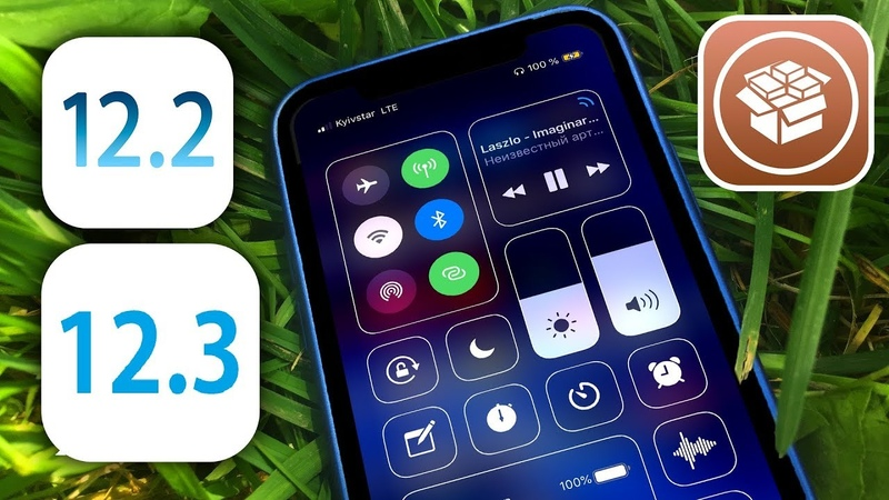 Jailbreak iOS 12.1.4 - 12.2 - 12.3 Fully Cydia Works! by SparkDev UPD!