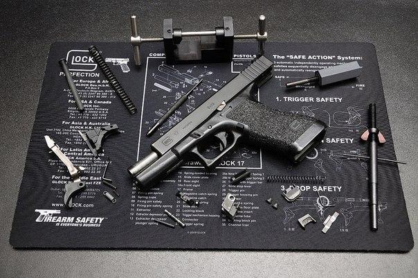 Glock 17 Глок - это Калашников среди пистолетов!