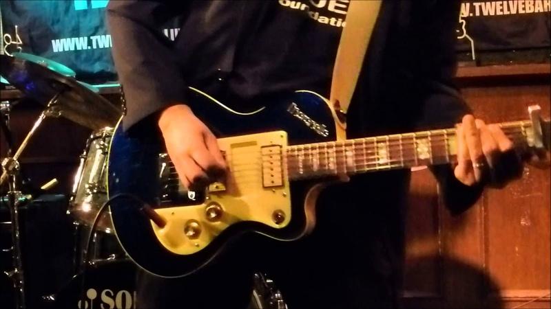 25 TWELVE BAR BLUES BAND Me And The Devil Blues(R.Johnson) 20 april 2013 @ Bluescafe Apeldoorn