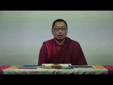 Учения Хамба Ламы Этигэлова от 20 октября в 11 лунный день.