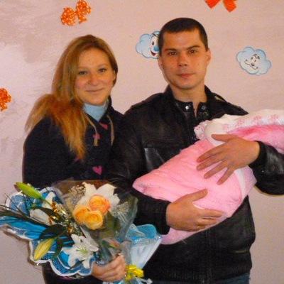 Нина Маркевич, 1 мая 1988, Торез, id193339748