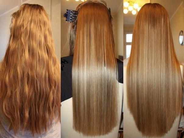 Домашнее ламинирование волос Обязательно сохрани себе, пригодится 1 яйцо; 4 ст. л. кефира или жидкого йогурта; 2 ст. л. майонеза; 1 ст. л. касторового масла. Всё смешать, нанести на волосы на 15 минут и смыть.