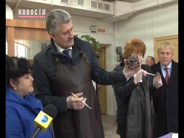 Министр здравоохранения Чувашии Владимир Викторов посетил НПП «Спектр»