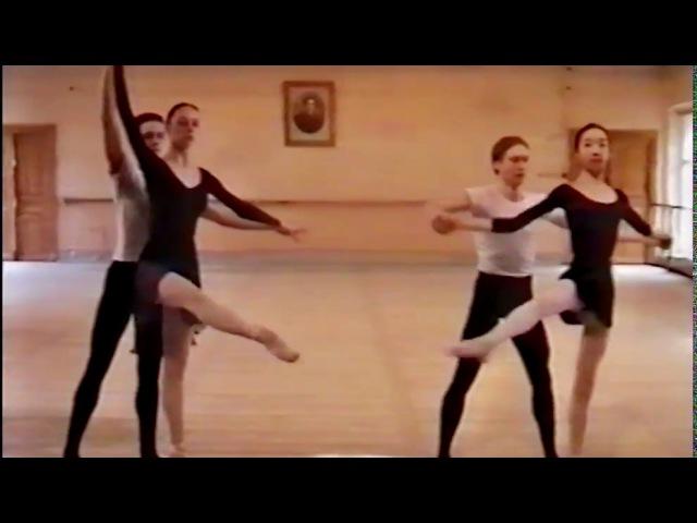 Vaganova Ballet Academy, Duet dance exam, III course - Anna Sysoeva, Pavel Moskvito
