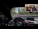 [Gtoofast] Forza Horizon 3 Overtaking Like A BOSS (Steering Wheel Shifter) BMW i8 No HUD Gameplay Xbox One S