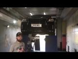 Lexus LX 570 Khann 3 I Обзор днища