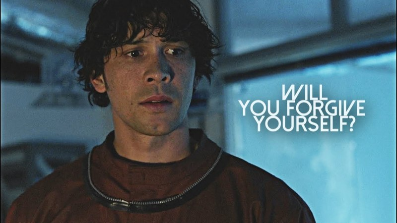 ► Will you forgive yourself | Bellamy and Clarke