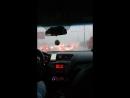 это я сейчас еду на такси,на автовокзал и вот такой дождищё идёт