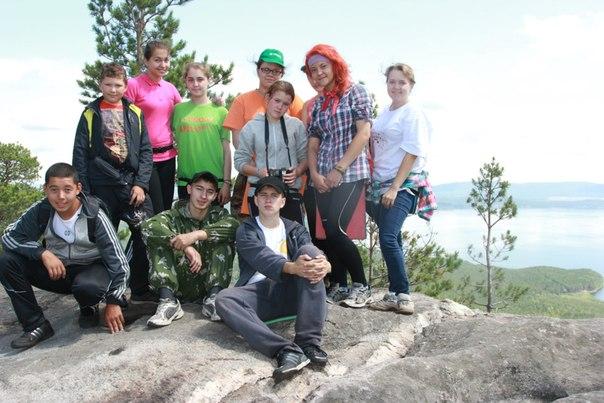 Экскурсия нахребет Заозерный (05.08.2013)