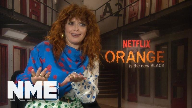 Natasha Lyonne talks season 6 of Orange Is The New Black and Michael Jacksons Ghost