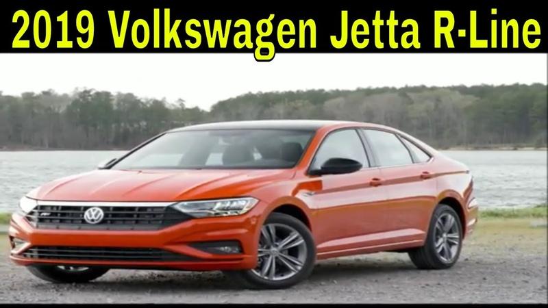 2019 Volkswagen Jetta R-Line Genel bakış iç dış tasarım tanıtımı