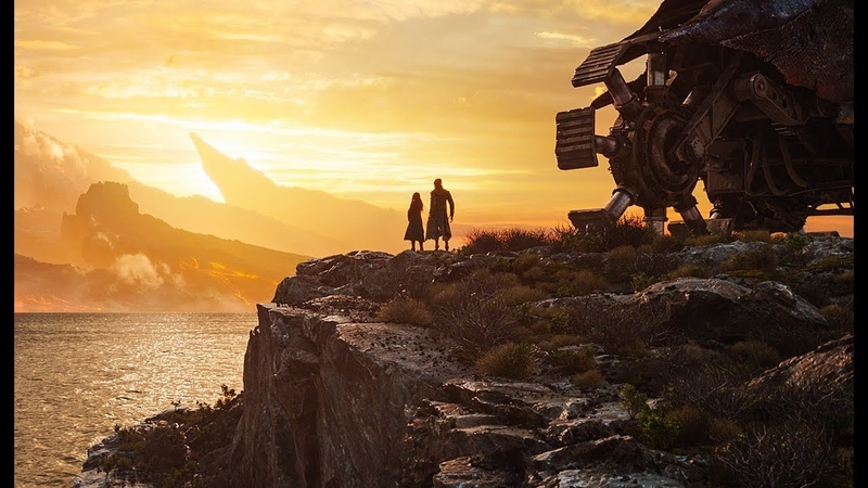 Смертні машини. 6 грудня у кіно, у 3D та IMAX 3D