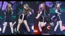 180622 Brave Girls - High Heels (Eunji) @ KFN K-Force Special Show / Consolation Train