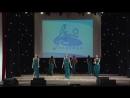 Хореографический номер Я хочу лететь г Екатеринбург конкурс Берега Надежды