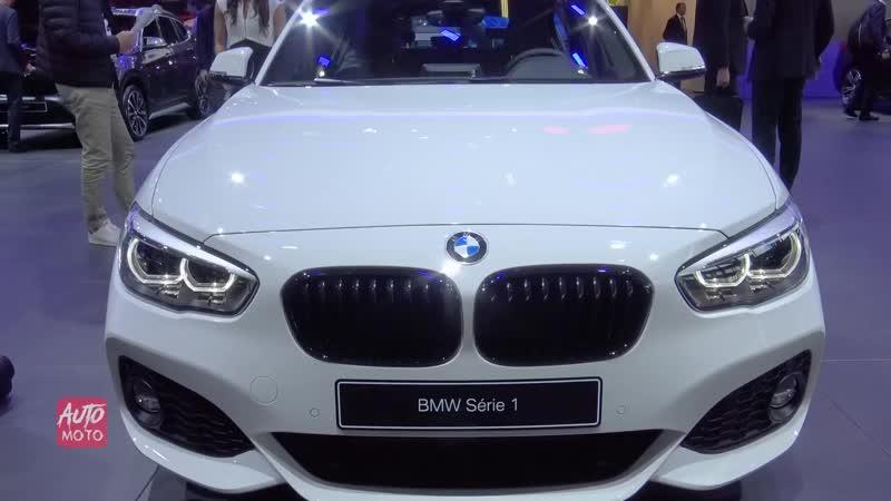 2019 BMW 116i - Exterior And Interior Walkaround - 2018 Paris Motor Show