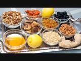 3 СУПЕР-РЕЦЕПТА ВИТАМИННЫХ СМЕСЕЙ для укрепления иммунитета! Мед, лимон, имбирь, сухофрукты, орехи..