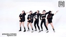 4Minute - Crazy dance practice mirrored